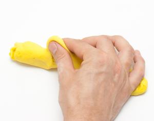 Handtherapie Knete