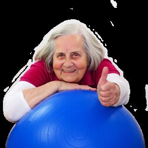 Orthopädie Gymnastikball